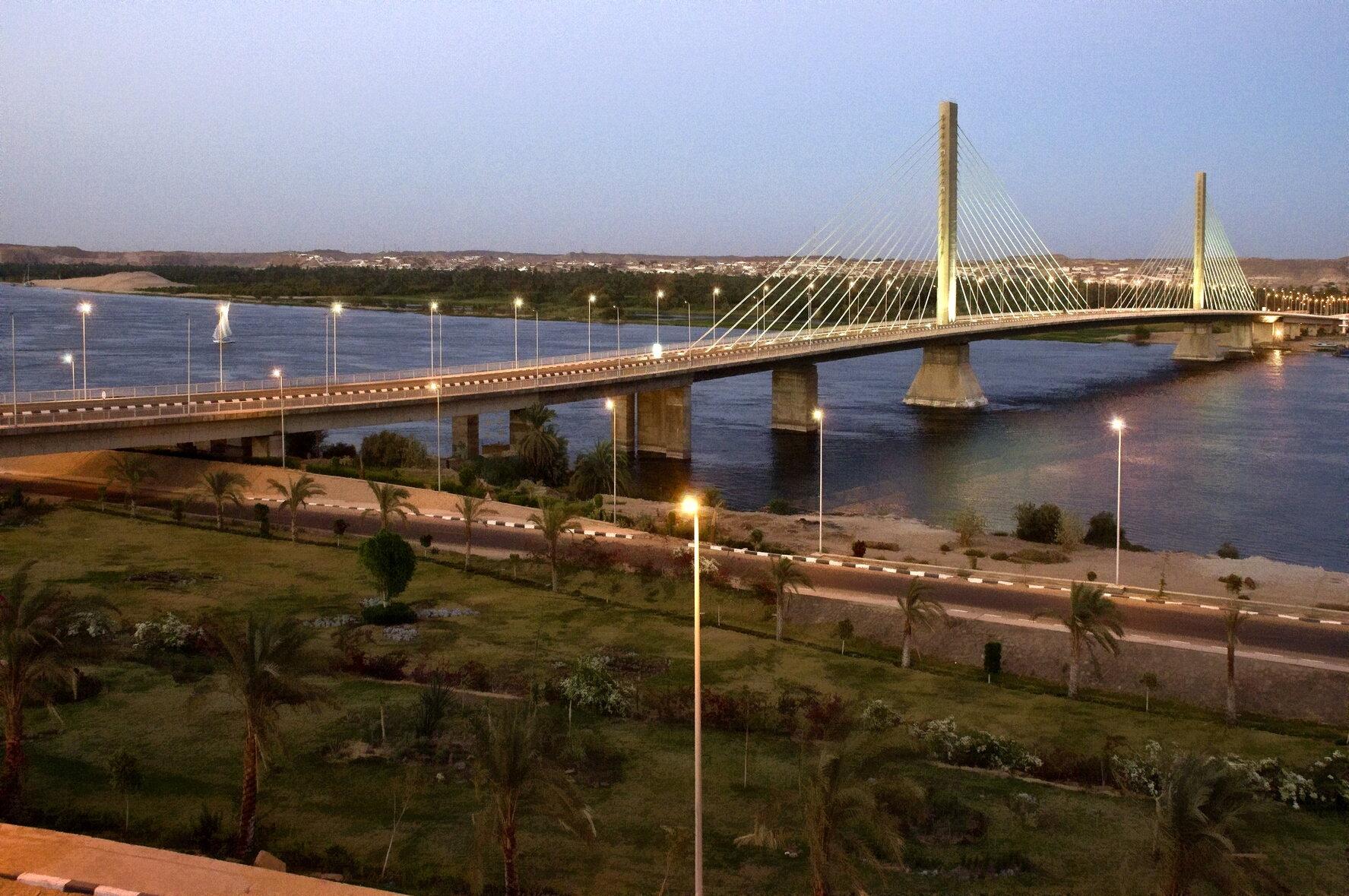Aswan Bridge