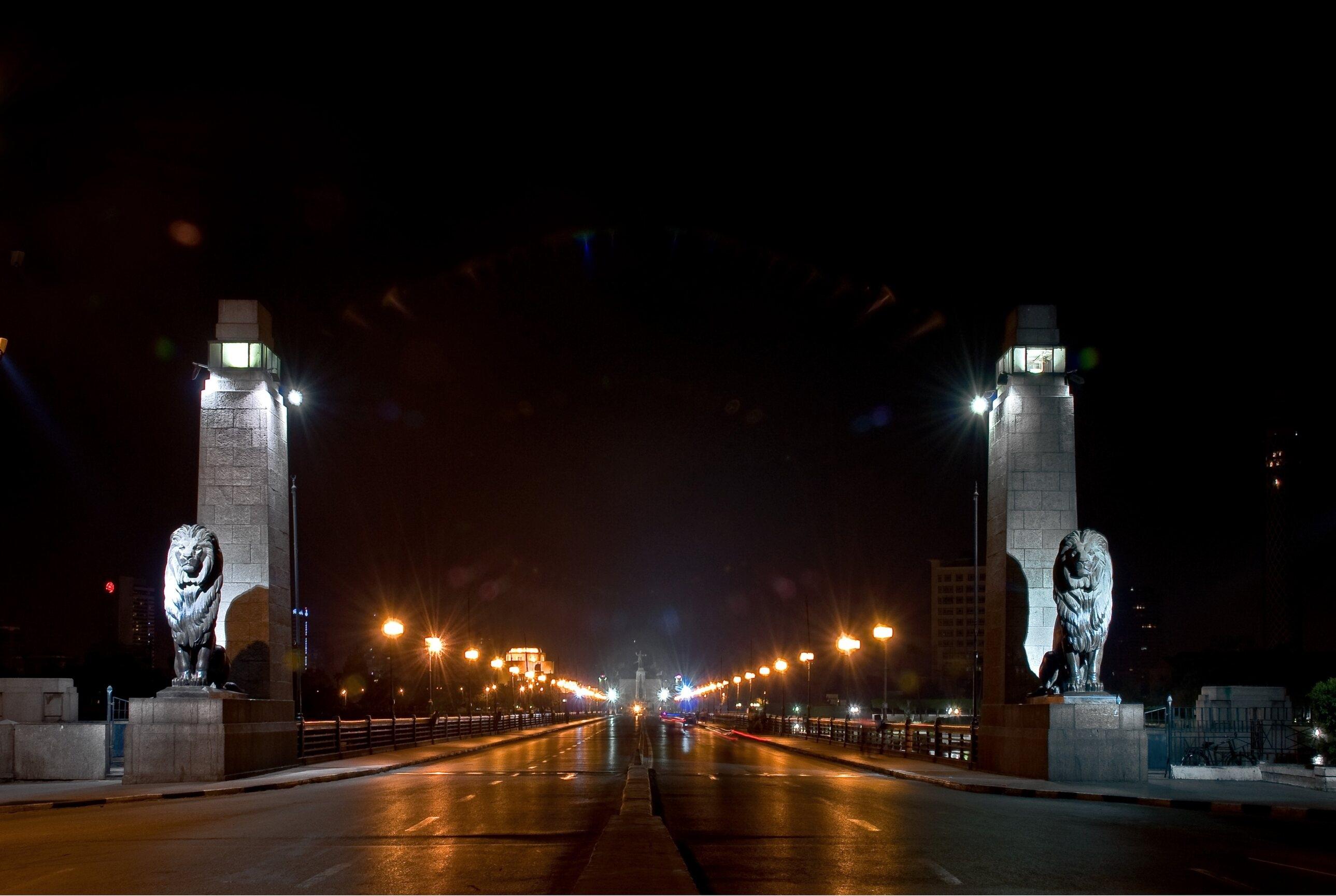 الجسور و الميادين
