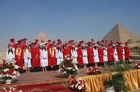 Graduation Ceremony of the American University in Cairo (2018)