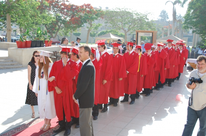 Morning Events and Graduation