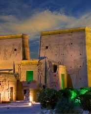 https://soundandlight.show/Philae Temple