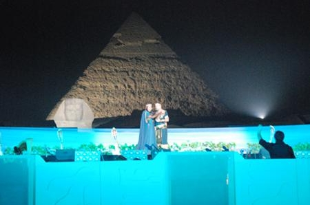 Opera Aida event (2010-10-05 )