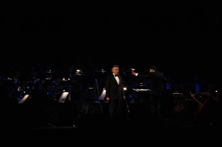 Birthday gala ceremony music Andrea Bocelli (2010-09-22  )